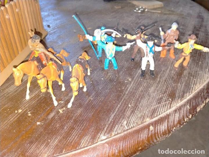 Juguetes antiguos: FUERTE COMANSI FORT GRANT EL ORIGINAL DE MADERA - Foto 11 - 271619853