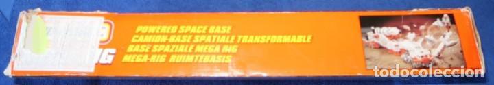 Juguetes antiguos: Mega-Rig - Base Espacial con motor - Laboratorio Orbital - Matchbox - Mattel (1998) - Foto 13 - 271660543