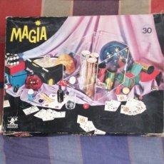 Juguetes antiguos: MAGIA BORRAS GRANDE 30 TRUCOS CON CAJA ORIGINAL - AÑO 1971 -. Lote 274882468