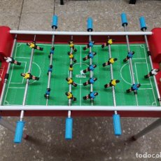 Juguetes antiguos: FUTBOLIN RIMA CON PATAS. Lote 276063893
