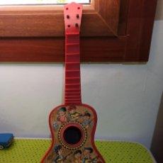 Juguetes antiguos: GUITARRA DE NIÑO BERNABÉU AÑOS 70. Lote 278579108