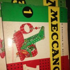 Juguetes antiguos: MECANO 1. Lote 278615518