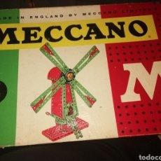 Juguetes antiguos: MECANO 2. Lote 278615668