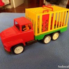 Brinquedos antigos: VAN CAMION FORD SAFARI DE PLASTICOS VAM (AÑOS 80) .. Lote 292209803