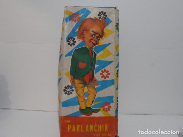 Juguetes antiguos: MUÑECO PARLANCHIN CREMEAL, CAJA ORIGINAL, VENTRILOCUO, MARIONETA, VENTRILOQUIST, FUNCIONA - Foto 10 - 292303468