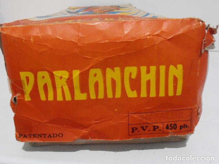 Juguetes antiguos: MUÑECO PARLANCHIN CREMEAL, CAJA ORIGINAL, VENTRILOCUO, MARIONETA, VENTRILOQUIST, FUNCIONA - Foto 11 - 292303468