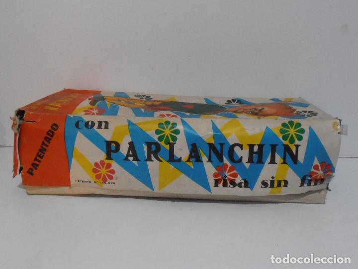 Juguetes antiguos: MUÑECO PARLANCHIN CREMEAL, CAJA ORIGINAL, VENTRILOCUO, MARIONETA, VENTRILOQUIST, FUNCIONA - Foto 13 - 292303468