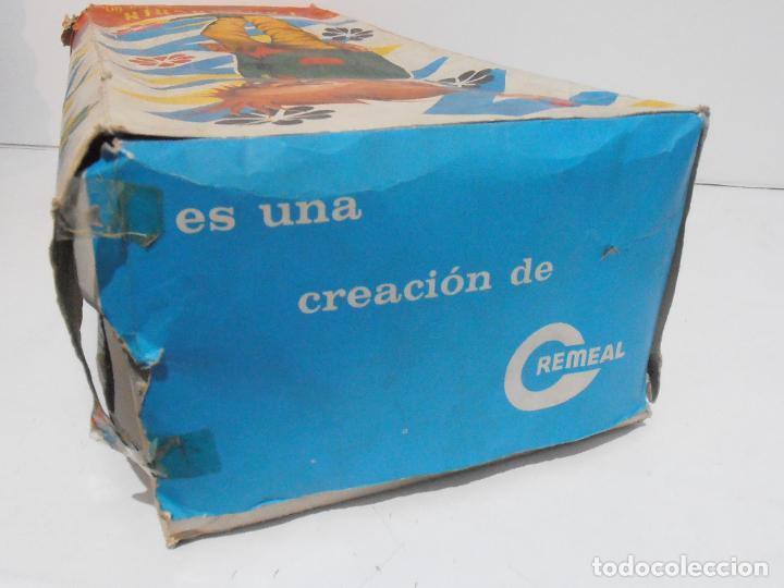 Juguetes antiguos: MUÑECO PARLANCHIN CREMEAL, CAJA ORIGINAL, VENTRILOCUO, MARIONETA, VENTRILOQUIST, FUNCIONA - Foto 14 - 292303468