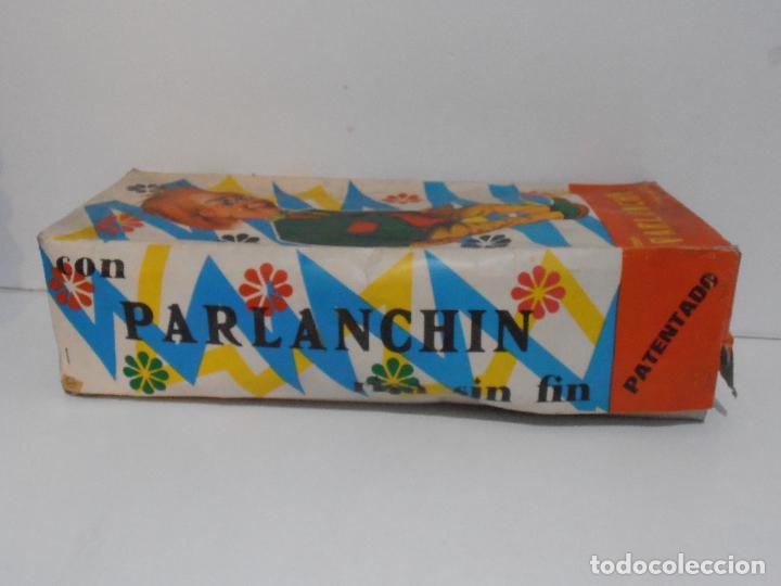 Juguetes antiguos: MUÑECO PARLANCHIN CREMEAL, CAJA ORIGINAL, VENTRILOCUO, MARIONETA, VENTRILOQUIST, FUNCIONA - Foto 15 - 292303468