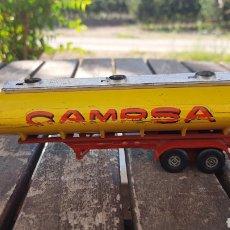 Brinquedos antigos: GUILOY REMOLQUE CAMPSA PARA CAMION DODGE/ BARREIROS/ PEGASO/FORD. Lote 292307053