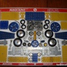 Juguetes antiguos: MECCANO METALING 5. Lote 297075538