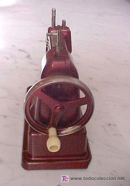 MAQUINITA DE COSER (Juguetes - Juguetes Antiguos de Hojalata Extranjeros)