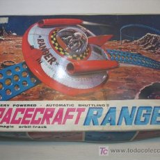 Juguetes antiguos de hojalata: SPACECRAFT RANGER DE ALPS, NAVE ESPACIAL CON RECORRIDO. Lote 11621522