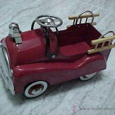 Tin Toys - camión de hojalata bomberos - 27065561