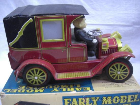 Lat Juguetes Bus Juguete Antiguo Autobus Buseta Comprar Hojalata nOk0wP