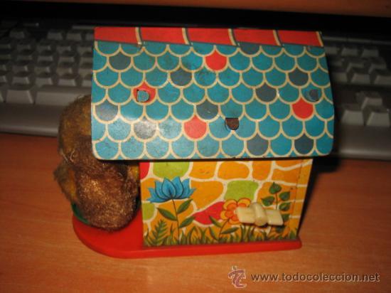 Juguetes antiguos de hojalata: CUKI A CUERDA FUNCIONANDO - Foto 2 - 25456541