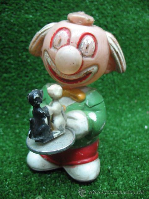 PAYASO (Juguetes - Juguetes Antiguos de Hojalata Extranjeros)