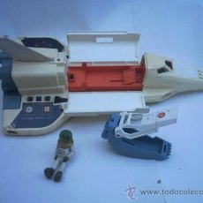 Juguetes antiguos de hojalata: SPACE TOYS - NAVE ESPACIAL COLUMBIA,USA - FISHER PRICE -1979. Lote 28457489