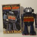 Lote 29102091: ROBOTS - Robot Japones SH Horikawa Piston Action Engine Robot