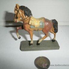 Juguetes antiguos de hojalata: CABALLO. Lote 30149684