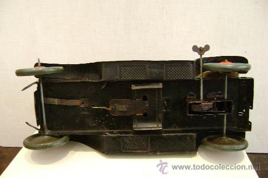 Juguetes antiguos de hojalata: COCHE ALEMAN TIPCO - Foto 6 - 23330931