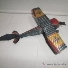 Juguetes antiguos de hojalata: AEROPLANO 606 DE PAYA. Lote 31541102