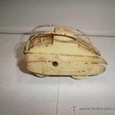 Juguetes antiguos de hojalata: TANQUE DE RICO .. Lote 31548940