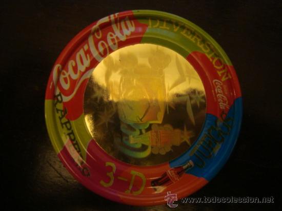 Juguetes antiguos de hojalata: MAGIC BOX INTERNATIONAL RAPPERS 3 D ,COCA COLA- HAPPY MEAL 25 PUNTOS - Foto 4 - 33278113