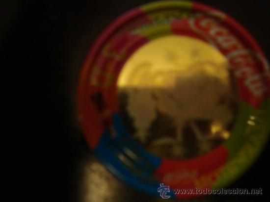 Juguetes antiguos de hojalata: MAGIC BOX INTERNATIONAL RAPPERS 3 D ,COCA COLA- HAPPY MEAL 25 PUNTOS - Foto 5 - 33278113