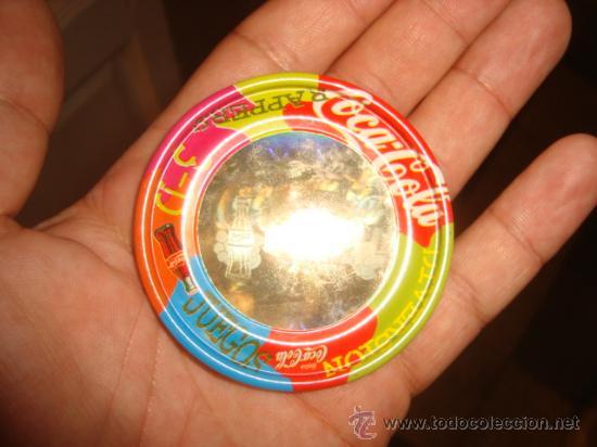 Juguetes antiguos de hojalata: MAGIC BOX INTERNATIONAL RAPPERS 3 D ,COCA COLA- HAPPY MEAL 25 PUNTOS - Foto 2 - 33278113