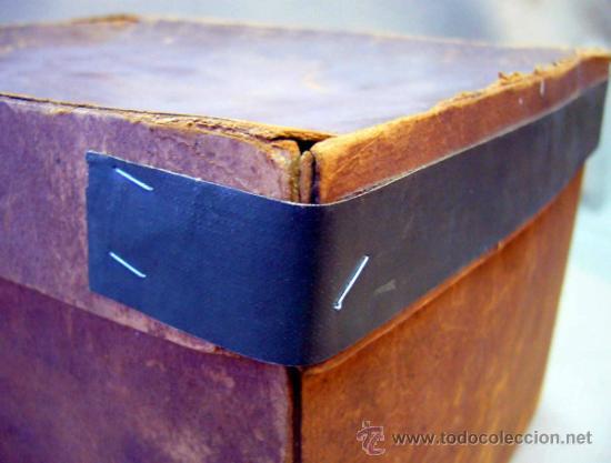 Juguetes antiguos de hojalata: ANTIGUA CALDERA A VAPOR, FABRICADA POR FLEISCHMANN, ALEMANIA, 1930s, EN SU CAJA - Foto 25 - 35488329