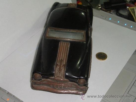 Juguetes antiguos de hojalata: Auto de Hojalata Sedán de AmarToy Delhi - Foto 2 - 39091937
