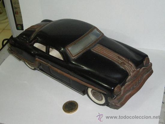 Juguetes antiguos de hojalata: Auto de Hojalata Sedán de AmarToy Delhi - Foto 3 - 39091937