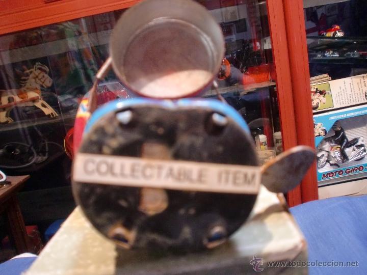Juguetes antiguos de hojalata: JUGUETE HOJALATA PANDA RUNNEY CON CAJA - Foto 3 - 40309381