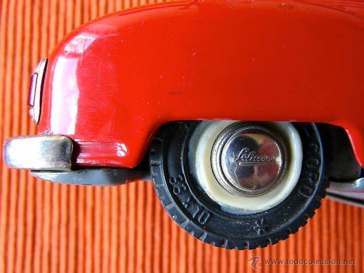Juguetes antiguos de hojalata: SCHUCO ELECTRO ALARM - CAR 5340 - Foto 11 - 40462711