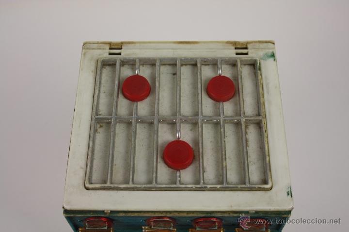 Juguetes antiguos de hojalata: COCINA EN HOJALATA - JUGUETES IBI S.L. - AÑOS 40/50 - Foto 9 - 41337594