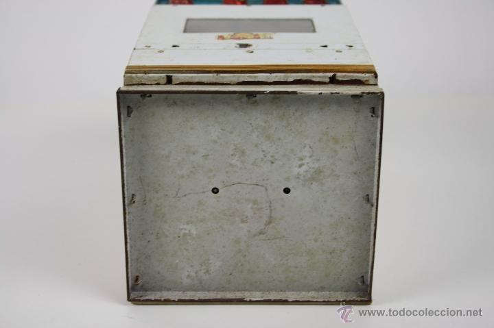 Juguetes antiguos de hojalata: COCINA EN HOJALATA - JUGUETES IBI S.L. - AÑOS 40/50 - Foto 10 - 41337594