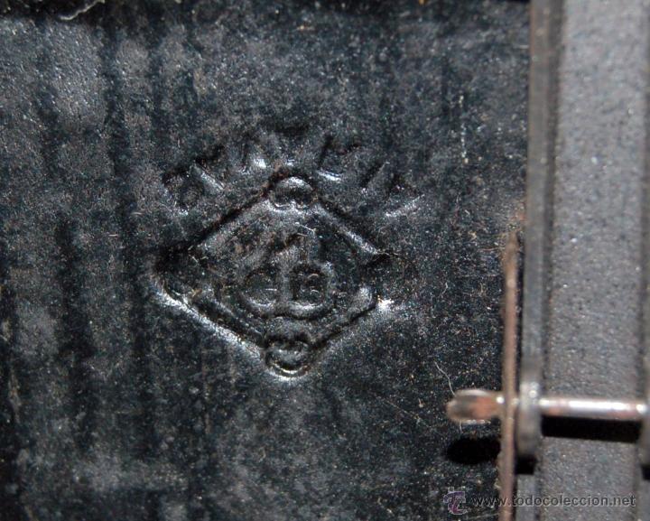 Juguetes antiguos de hojalata: PASO A NIVEL EN HOJALATA DE MANUFACTURA ALEMANA DE LA CASA BING. AÑOS 30 - Foto 16 - 62748075