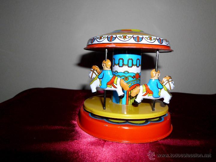 TIOVIVO DE HOJALATA CON MOVIMIENTO (Juguetes - Juguetes Antiguos de Hojalata Españoles)