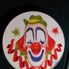 Juguetes antiguos de hojalata: CARRACA CHAPA LITOGRAFIADA AÑOS 70 USA. NOISE MAKER. Lote 45222808
