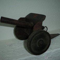 Juguetes antiguos de hojalata: CAÑON FRANCES. Lote 45912569