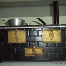 Juguetes antiguos de hojalata: COCINA HOJALATA. Lote 45981008
