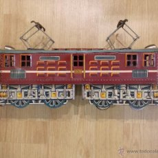 Juguetes antiguos de hojalata - SILVER STREAK-TREN DE HOJALATA-FRICCION-MODERN TOYS-MADE IN JAPAN-JAPON - 47432971