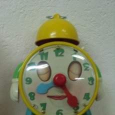 Juguetes antiguos de hojalata: RELOJ TIMMY O,CLOCK. Lote 48847447