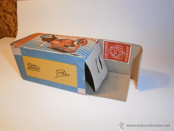 Juguetes antiguos de hojalata: PAYA , RAI, APISONADORA , REF. 659 - Foto 9 - 83736086