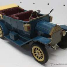 Juguetes antiguos de hojalata: ANTIGUO COCHE CHAPA FORD-T 1908, SUNRISE TOYS, MADE IN JAPAN AÑOS 50. Lote 49718769