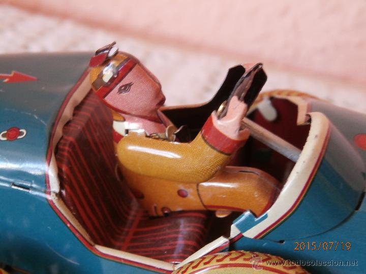 Juguetes antiguos de hojalata: BUGATTI DE PAYA HERMANOS Hojalata Reproducción - Foto 3 - 203981098