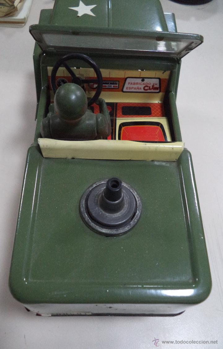 Juguetes antiguos de hojalata: Willy del Ejército,Juguete Marca Clim,hojalata,años 60,juguete incompleto,ver las fotos - Foto 4 - 275316698