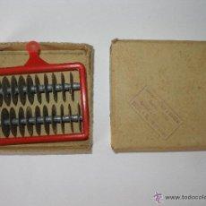 Juguetes antiguos de hojalata: ACCESORIO DE TRACTOR RICO - REF 348 - AÑOS 40 - 50 , SIN USO EN CAJA ORIGINAL. Lote 182350910