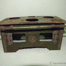 Juguetes antiguos de hojalata: ANTIGUA DE COCINA HOJALATA DE JUGUETE. Lote 52599324